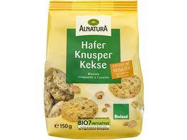 Alnatura Hafer Knusper Kekse