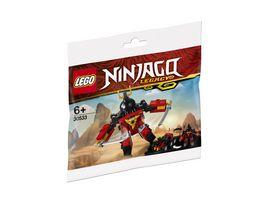 Lego Ninjago 30533 Kais Mech Polybag