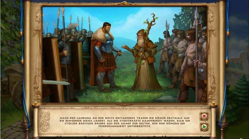 Roman Adventures Britons