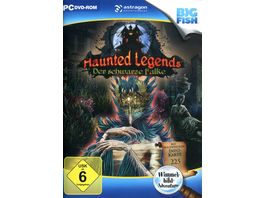Haunted Legends Der schwarze Falke