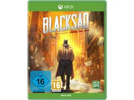 Blacksad Unter the Skin Limited Edition