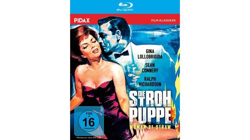 Die Strohpuppe Woman of Straw Legendaerer Kriminalfilm mit James Bond Darsteller Sean Connery und Gina Lollobrigida Pidax Film Klassiker