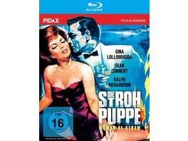 Die Strohpuppe Woman of Straw Legendaerer Kriminalfilm mit James Bond Darsteller Sean Connery und Gina Lollobrigida Pidax Film Klassiker