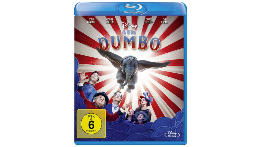 Dumbo Live Action