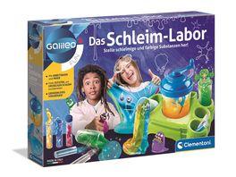 Clementoni Galileo Das Schleim Labor