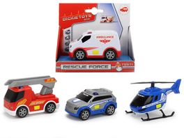 Dickie Rescue Force 1 Stueck sortiert