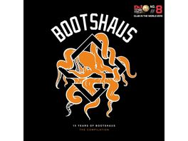 Bootshaus 15 Years Of Bootshaus The Compilation