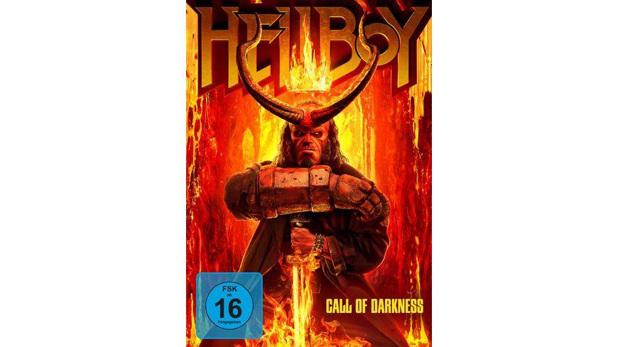 Hellboy Call of Darkness