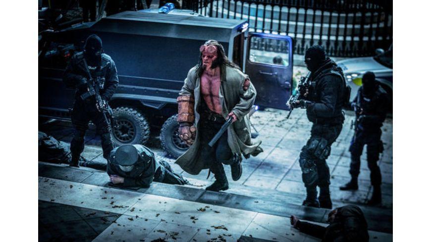 Hellboy Call of Darkness Steelbook