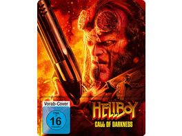 Hellboy Call of Darkness Steelbook