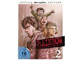 Rainbow Die Sieben von Zelle sechs Vol 2 SE