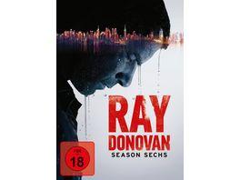 Ray Donovan Season 6 4 DVDs