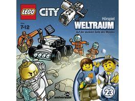 LEGO City 23 Weltraum CD