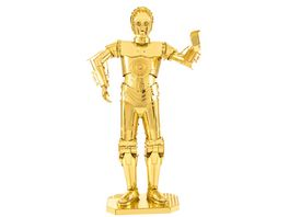 Metalearth Star Wars Metal Earth C 3PO gold