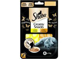 Sheba Creamy Snacks Empfehlung der Saison 4er Pack