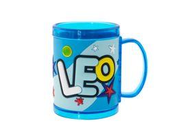 H H Namensbecher Leo