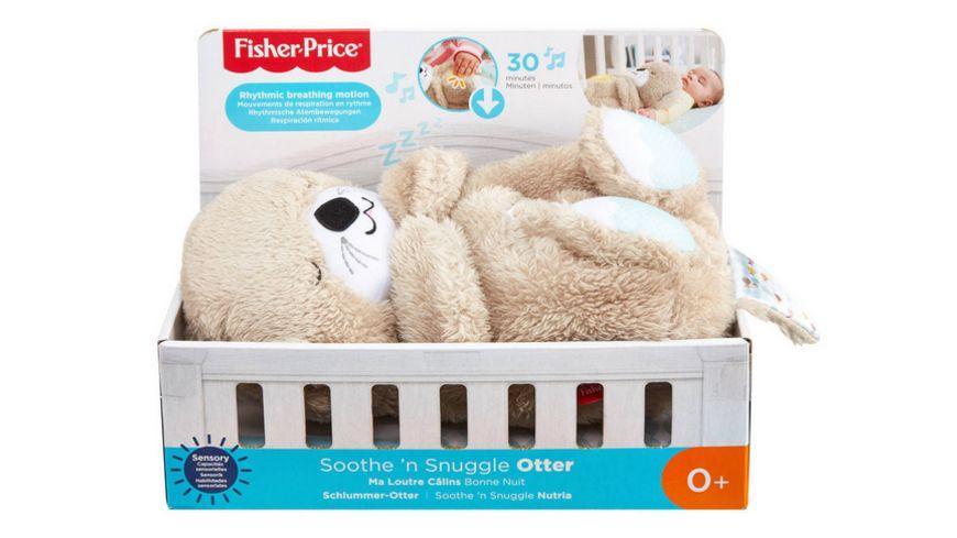 Fisher Price Schlummer Otter