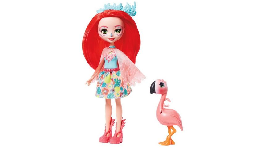 Mattel Enchantimals GFN42 Fanci Flamingo Swash