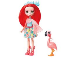 Mattel Enchantimals Fanci Flamingo Swash