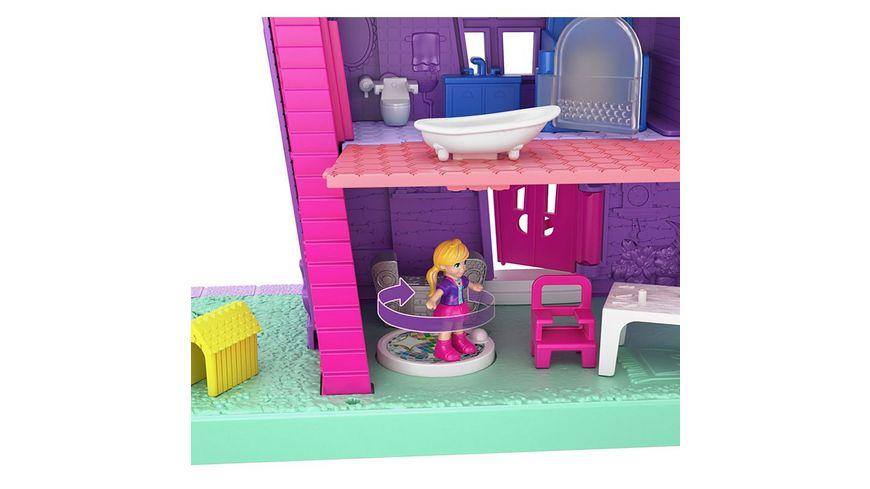 Mattel Polly Pocket Pollys Haus