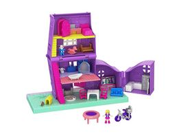 Mattel Polly Pocket Pollys Haus