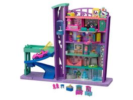 Mattel Polly Pocket Pollyville Mega Einkaufszentrum