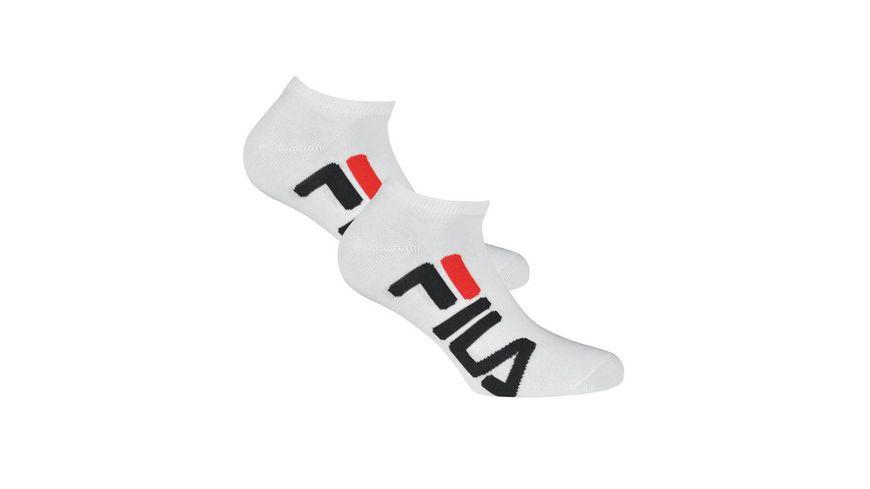 FILA Unique Sneaker Socken Unisex 2er Pack