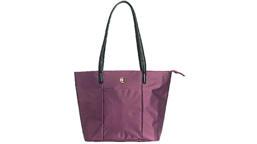 SWISSDIGITAL Shopper Tribeca purpur