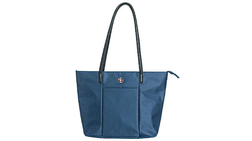 SWISSDIGITAL Shopper Tribeca dunkelblau