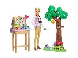 Mattel Barbie Insektenforscherin Spielset