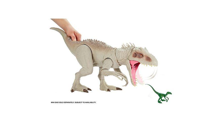 Mattel Jurassic World Kampfaction Indominusrex
