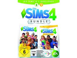 Die Sims 4 Inselleben Add On Bundle CIAB