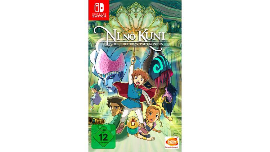 Ni No Kuni: Der Fluch der weissen Königin