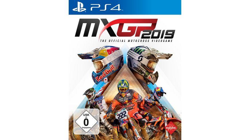 MXGP 2019 - The Official Motocross Videogame