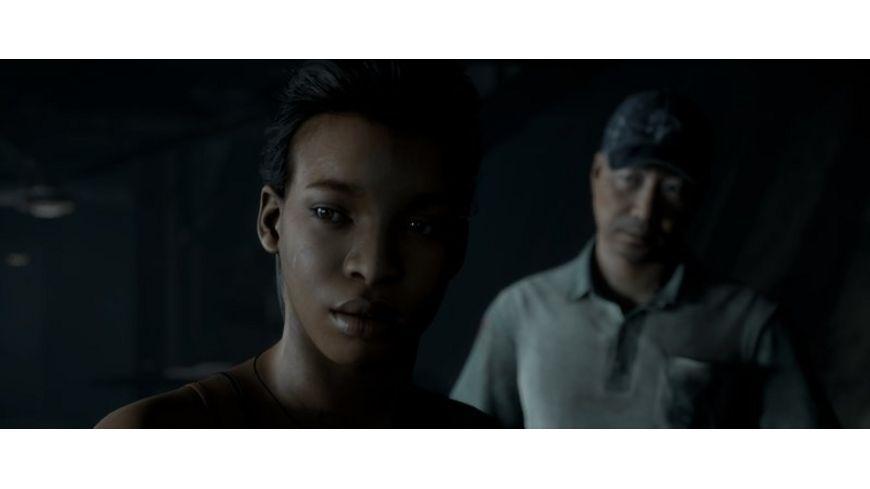 The Dark Pictures Anthology Man of Medan
