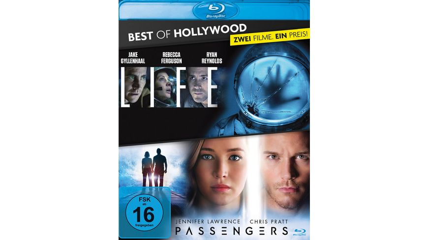 Life/Passengers - Best of Hollywood  [2 BRs]