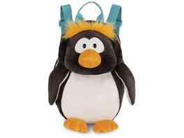 NICI Rucksack Pinguin Frizzy figuerlich