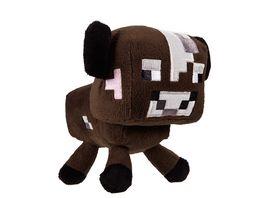 Minecraft Pluesch braune Kuh