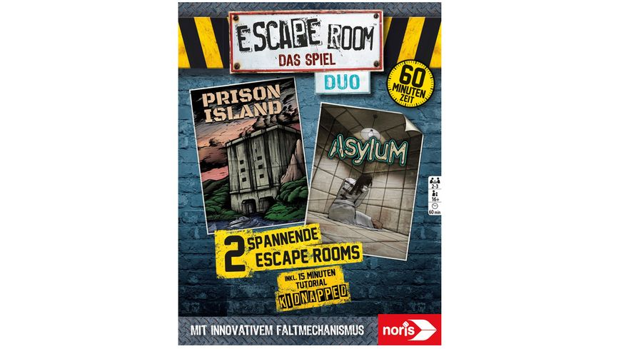 Noris Spiele Escape Room Duo