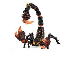 Schleich Eldrador Creatures Lavaskorpion