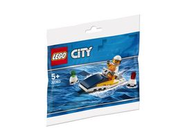 LEGO City 30363 Rennboot Polybag