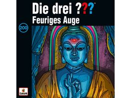 200 Feuriges Auge