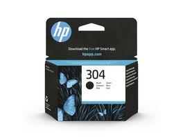 HP Druckerpatrone 304 schwarz
