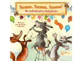 Summ Summ Summ Partylieder
