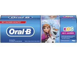 Oral B Kids Zahnpasta fuer Kinder ab 3 J 75ml Frozen Cars MixCase 75ml