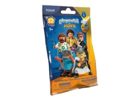 PLAYMOBIL 70069 PLAYMOBIL THE MOVIE Figures Serie 1 1 Figur