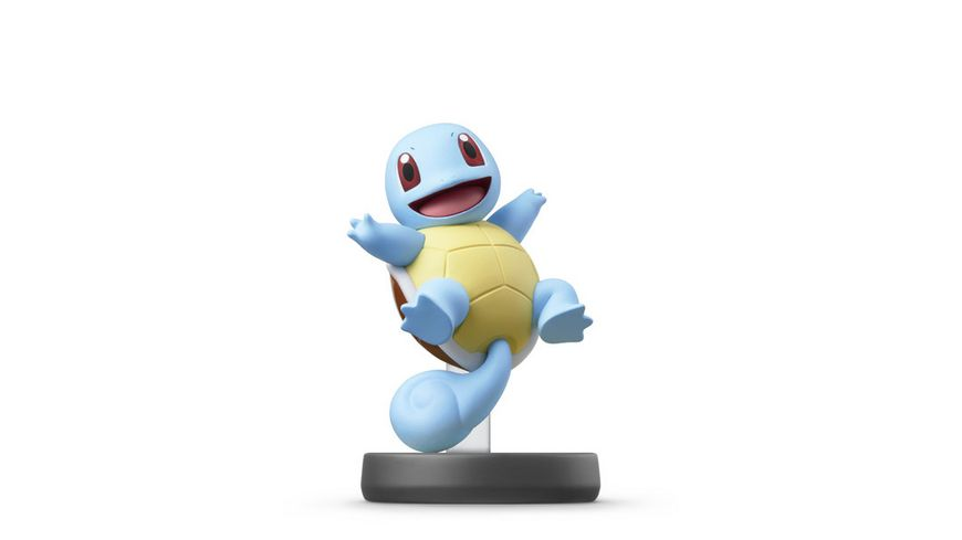 amiibo Figur Super Smash Bros Schiggy