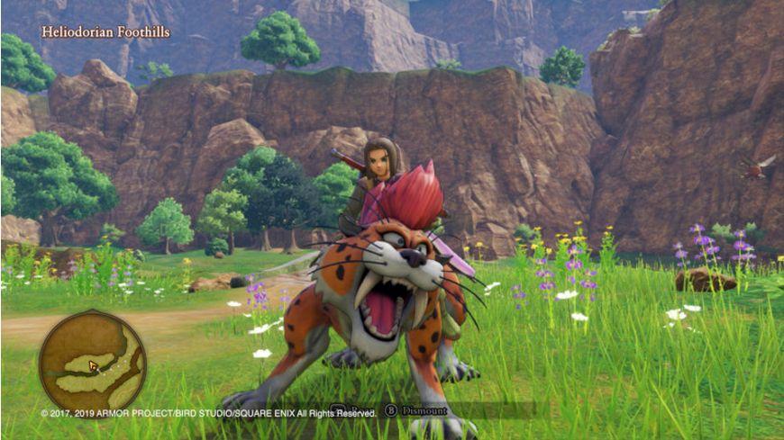 Dragon Quest XI S Streiter des Schicksals Def