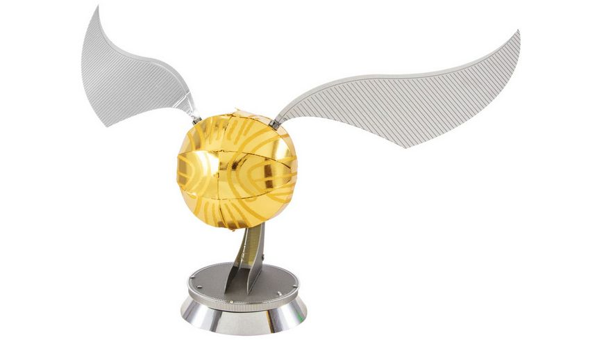 Metal Earth 502772 Metal Earth Harry Potter Golden Snitch