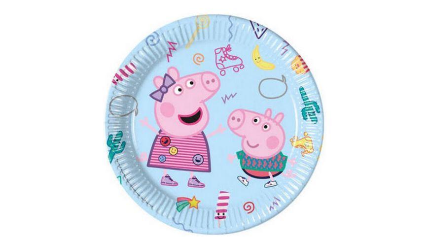 Procos Peppa Pig Party Teller 23cm